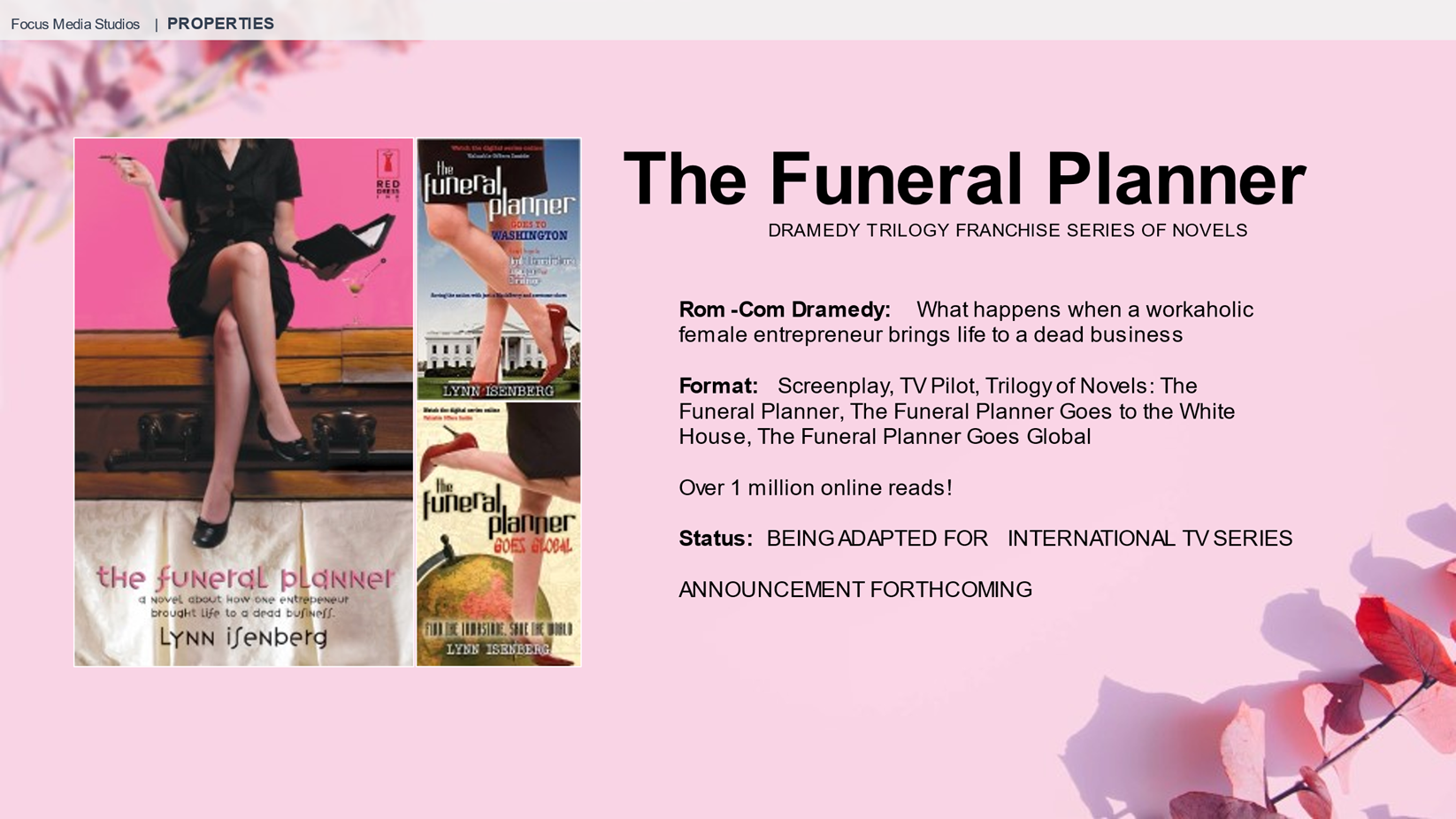 The Funeral Planner Project